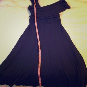 Plenty by Tracy Reese Grecian asymmetrical dress